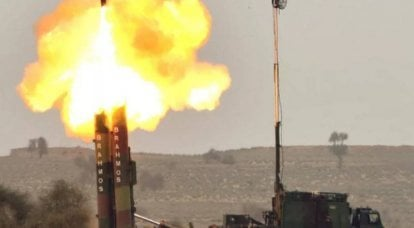 India has tested a ground version of the long-range BrahMos missile