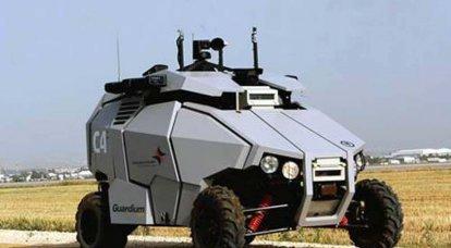 Industria della difesa di Israele. Parte di 5