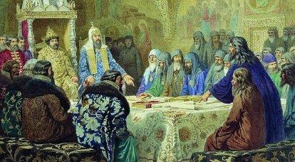 "Nikons ""New Jerusalem"" gegen ""Light Russia"""