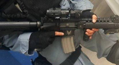 AR-15 vs ... AR-15