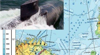Tir de retour. À quel point Seawolf est-il formidable dans la mer de Barents?