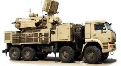"""Pantsir-S1"" - 火箭防空复杂设计师"