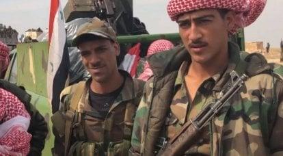 असद की सेना इदलिब में शक्तिशाली आतंकवादी हमलों को दोहराती है