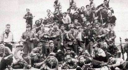 """""""Guerre de Toscane"""". Quelques lignes sur la résistance italienne"""