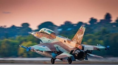 Israeli aircraft attacked Lebanese territory in response to rocket fire