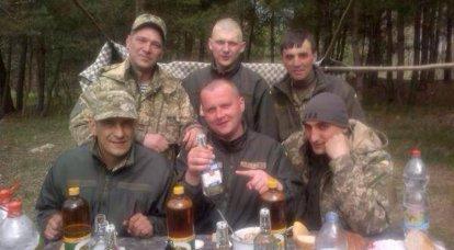 """""""¡Bebimos, bebemos y beberemos! De lo contrario, ¡no vivas! """"Conversación con un miembro de la ATO"""