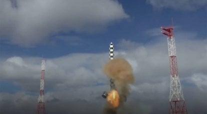 """विदेशी प्रेस में: रूसी मिसाइल """"सरमत"""" पूरे इंग्लैंड को नष्ट करने में सक्षम है"""