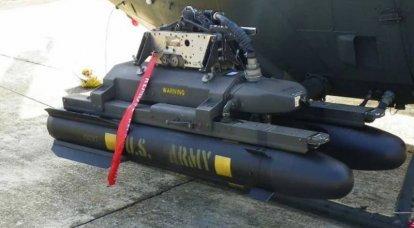 Irán logró obtener un misil estadounidense con cuchillas AGM-114R9X