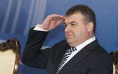 Serdyukovとのスキャンダルは大統領に達した