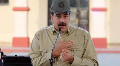 Maduro accuse la CIA de préparer des attentats terroristes au Venezuela