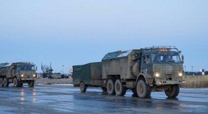 Un soldat de la paix russe blessé dans une explosion transporté à l'hôpital de Bakou