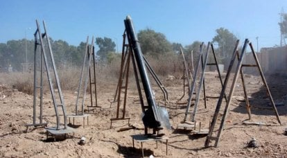 Aerial Threat: Palestinian Unguided Missiles and UAVs