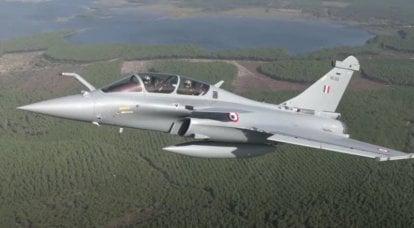 印度在签署阵风战斗机供应合同时宣布了对法国的要求