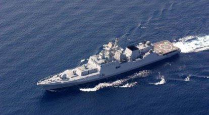 ロシアのフリゲート艦:プロジェクト11356