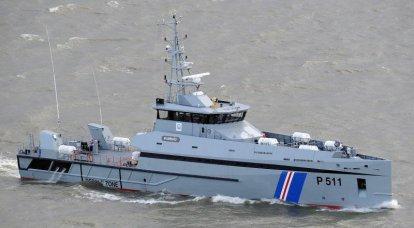 ニューアックスボーパトロール船