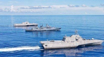 ABD Donanması gemilerini Çin kıyılarına yerleştirmek üzere