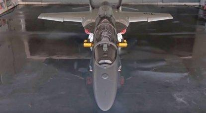 米国空軍が新しいレッドホーク航空機に指名