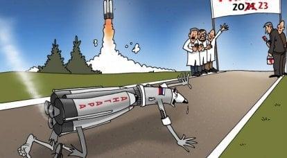 I nuovi razzi russi voleranno nello spazio?