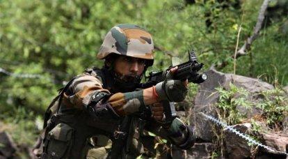 インドのテレビ:インドは中国との国境に約15人の軍隊を配備しました
