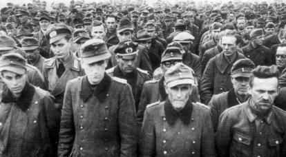 ドイツの捕虜がソビエト連邦でどのように生活し、働いたか