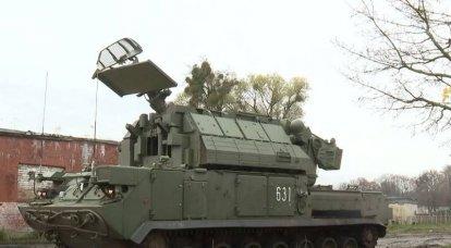 """단거리 방공 시스템 """"Tor-M2""""는 특수 대공 복합 단지가 될 것입니다."""