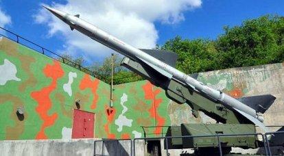 शीत युद्ध के दौरान चेकोस्लोवाक विमान-रोधी मिसाइलें