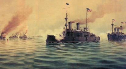 मनीला खाड़ी की लड़ाई: स्पेनिश स्क्वाड्रन कैसे डूब गया?