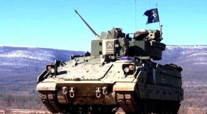 El Pentágono se tomó un tiempo de espera: Estados Unidos no puede reemplazar los vehículos blindados Bradley