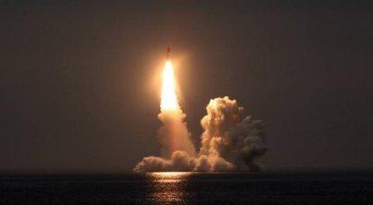 有望な弾道ミサイルの開発が始まりました