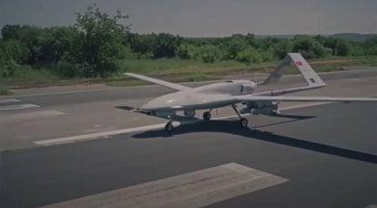 トルコは、UAV「Bayraktar」にエンジンを供給することを西側諸国が拒否したことに対応しました。