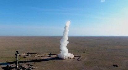 """In der Ukraine zeigte sich der Einsatz des Luftverteidigungssystems S-300 in der Übung """"United Efforts-2020"""""""