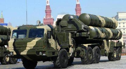 Exportations d'armes russes. Octobre 2017 de l'année