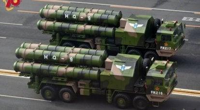 在与美国的战略竞争背景下改善中华人民共和国的防空系统(第9部分)