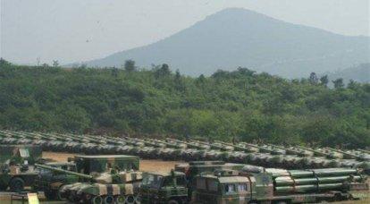 中国は戦車戦力を発揮しました