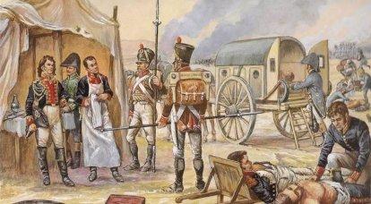 Napolyon'un Büyük Ordu Tıbbi Hizmeti: Uçucu Ambulanslar