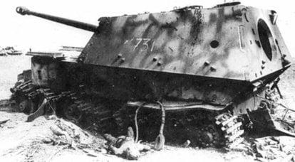 """SU-122 contro """"Ferdinand"""": tallone d'Achille di armatura tedesca"""