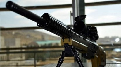 Turkey Demonstrates DKM High Export Potential Sniper Rifle
