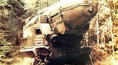 RT-15: a história da criação do primeiro míssil balístico autopropulsionado da URSS (parte 1)