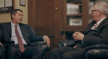 ウクライナとアメリカの国内政治闘争に関するアメリカのドキュメンタリー