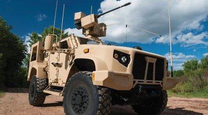 轻装甲4x4。 1部分