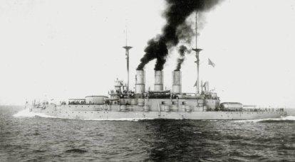 """एक नौसैनिक युद्ध में गति के सामरिक लाभ के बारे में, या """"टी को पार करने"""" के लिए दो समुद्री मील।"""