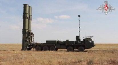 O sistema S-500 vai para as tropas. Proteção e contenção