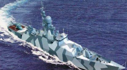 ウクライナの造船の奇妙な特徴