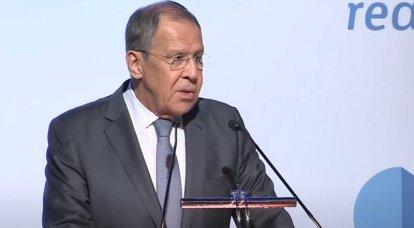 «Le sort de START-3 est une fatalité»: Lavrov a déclaré le refus américain de renouveler le traité