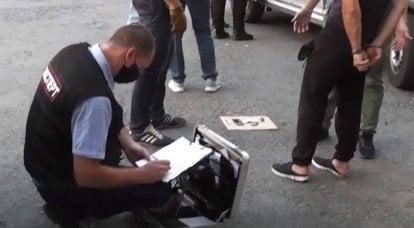 """Rostov Bölgesinde gözaltına alınan terörist saldırıları hazırlayan """"IG"""" destekçileri"""