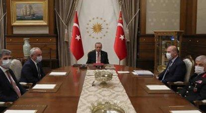 """土耳其当局提出""""从头开始""""重建贝鲁特港口"""