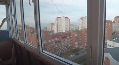 """""""Réveillez Staline à Poutine"""": enquête sur le logement des militaires à Moscou"""