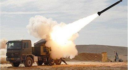 Industria della difesa di Israele. Parte di 3