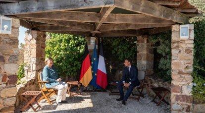 """Militärbündnis AUKUS zeigt """"Der Untergang Europas"""""""