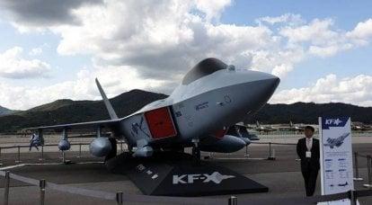 A Coréia do Sul começou a montar o primeiro protótipo de voo de um caça doméstico KF-X
